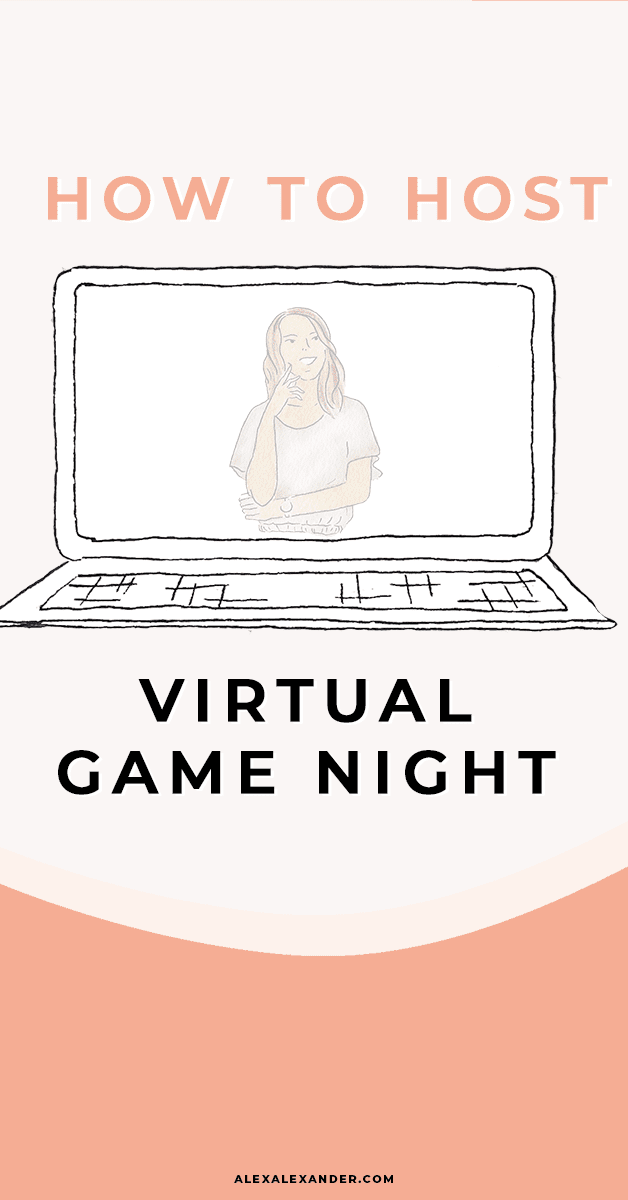 How to Host Virtual Game Night