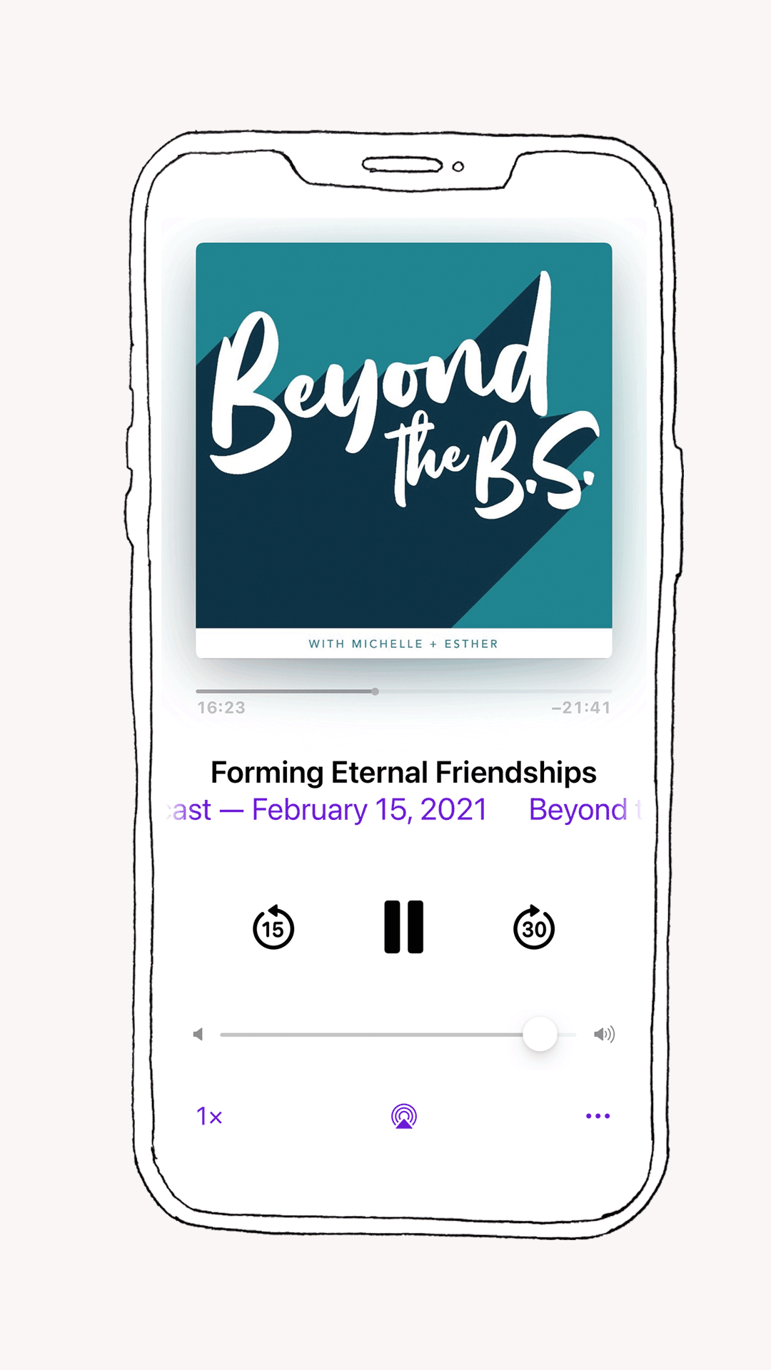 Beyond the BS